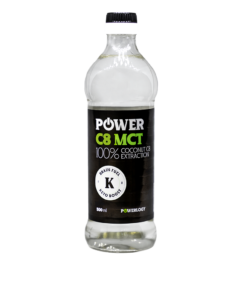 Power C8 MCT Oil, MCT olej