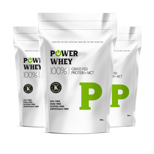 Powerlogy Whey Protein Triple Pack